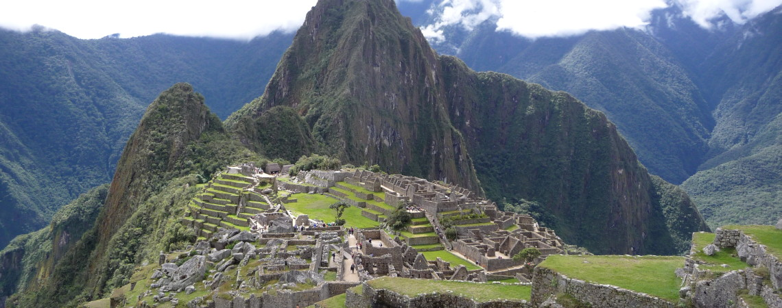 Following ancient Inca treks to Machu Picchu