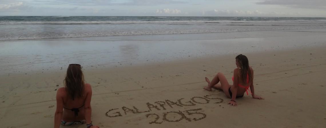 Galapagos – following Darwin's footsteps